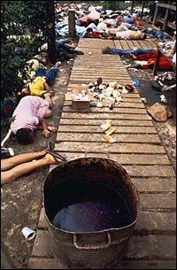 Jonestown': Portrait of a Disturbed Cult Leader : NPR