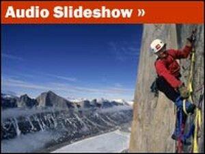 Gordon Wiltsie Describes a Perilous Photo Shoot with Climber Alex Lowe