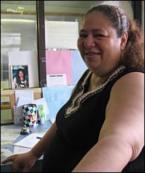 Marta Calderon often has to choose between paying her bills and buying much-needed medications.