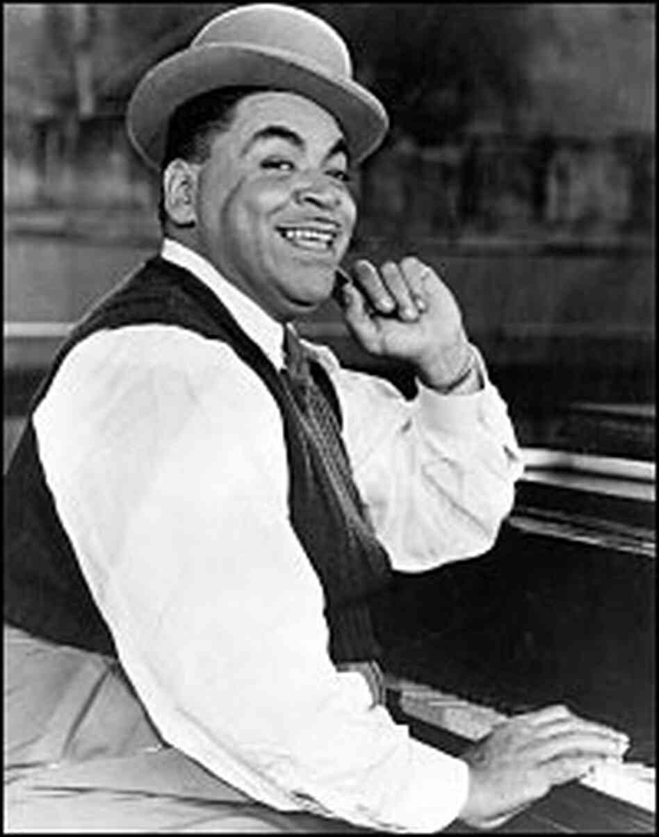 Fats Waller's Playful Jazz Piano Legacy : NPR