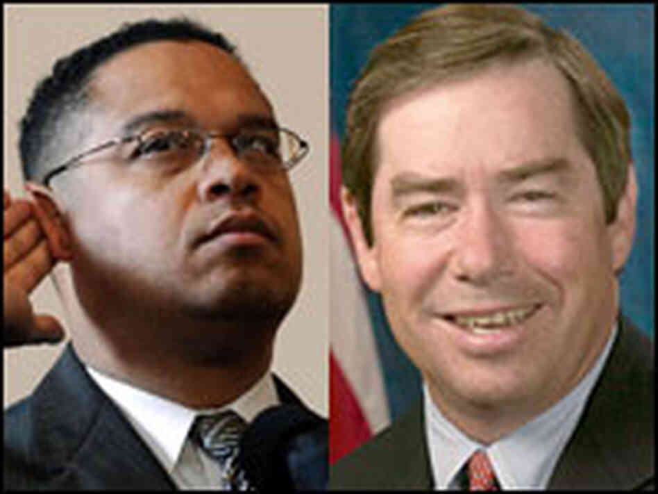 Keith Ellison, Jim Walsh