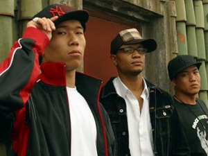 Red Star China hip-hop