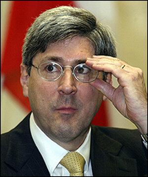 U.S. Undersecretary of Defense Douglas Feith