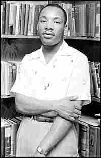 Martin Luther King Jr. in 1960