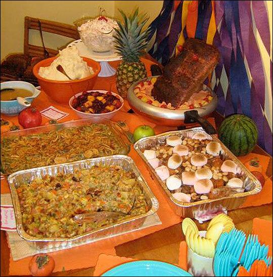 A Tiki Alternative To Thanksgiving : NPR