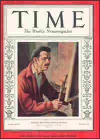 Benton 'Time' cover