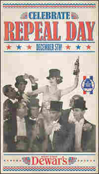 Repeal Day advertisement