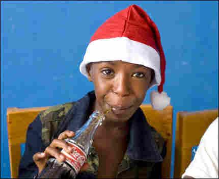 Rwanda Christmas