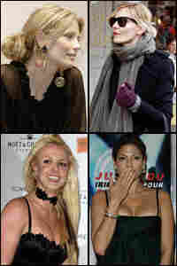 Mischa Barton, Kirsten Dunst, Eva Mendes and Britney Spears have all been in rehab.