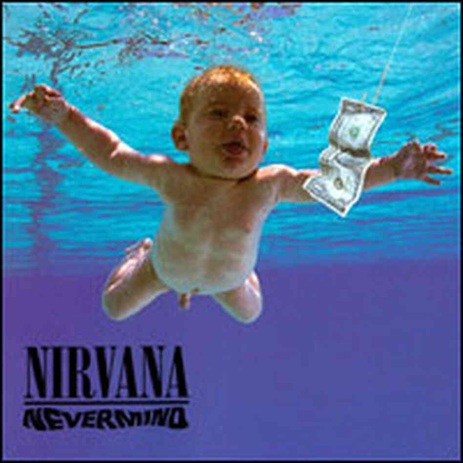 The 'Nevermind' Album Cover