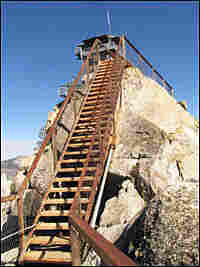 The Needles Fire Lookout