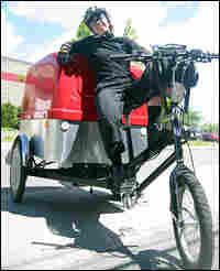 Bike Freight Delivery