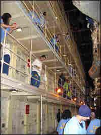 San Quentin cell