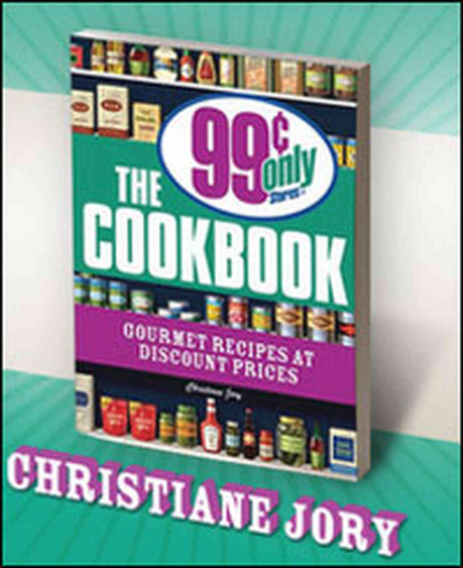 The 99¢ Store Cookbook Cover