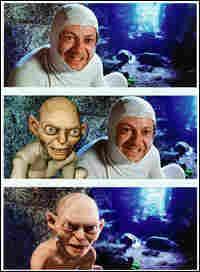 The Transformation Of Gollum