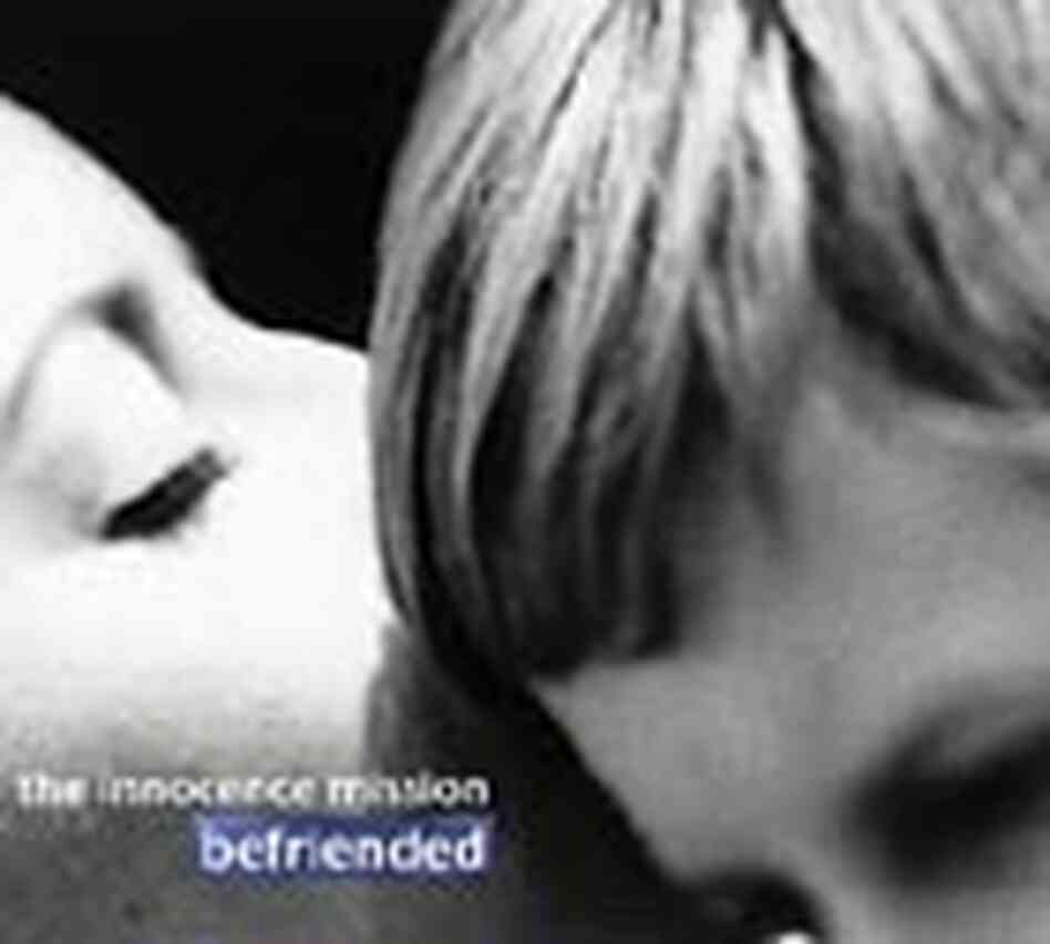 Cover for The Innocence Mission's 'Befriended'