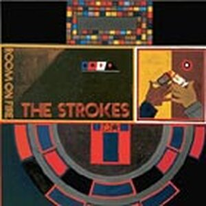 Cover for The Strokes' 'Room on Fire'