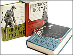 'The New Annotated Sherlock Holmes' (2 volumes), edited with notes by Leslie S. Klinger
