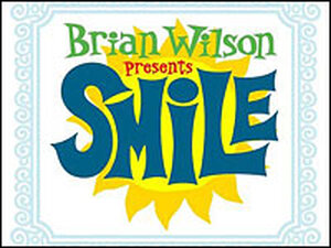 Detail from the cover of Brian Wilson's 'Smile'.