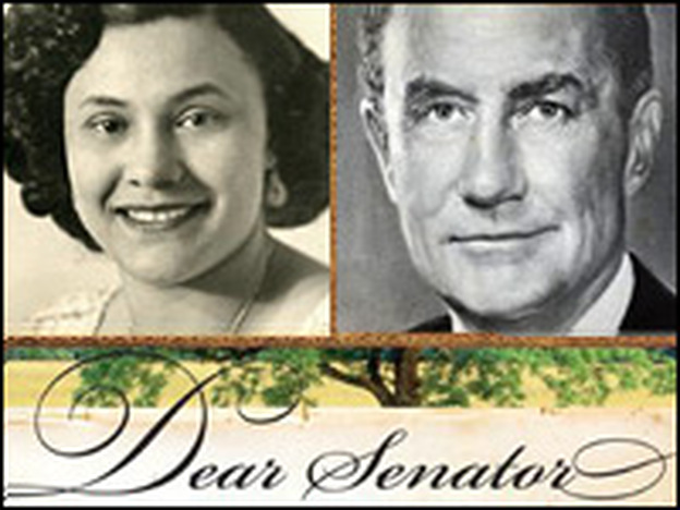'Dear Senator' tells the story of Essie Mae Washington-Williams, who learned she was Sen. Thurmond's daughter at age 16.