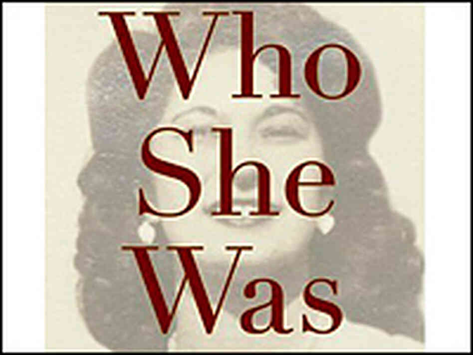 Detail from the cover of Samuel G. Freedman's 'Who She Was'