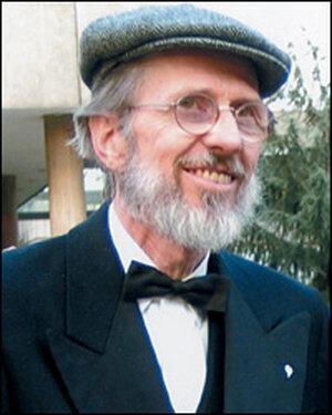 Comic-book artist and writer Robert Crumb