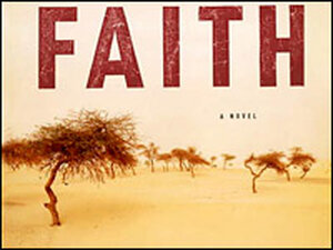 Detail from the cover of Philip Caputo's 'Acts of Faith.'
