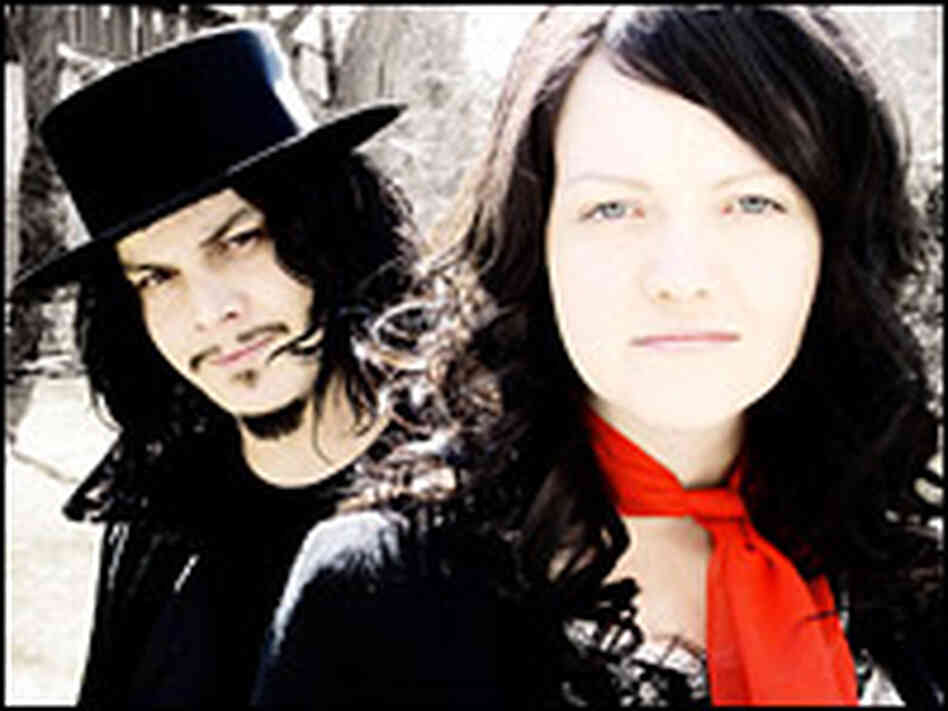 'Get Behind Me Satan' is the fifth album from the White Stripes.
