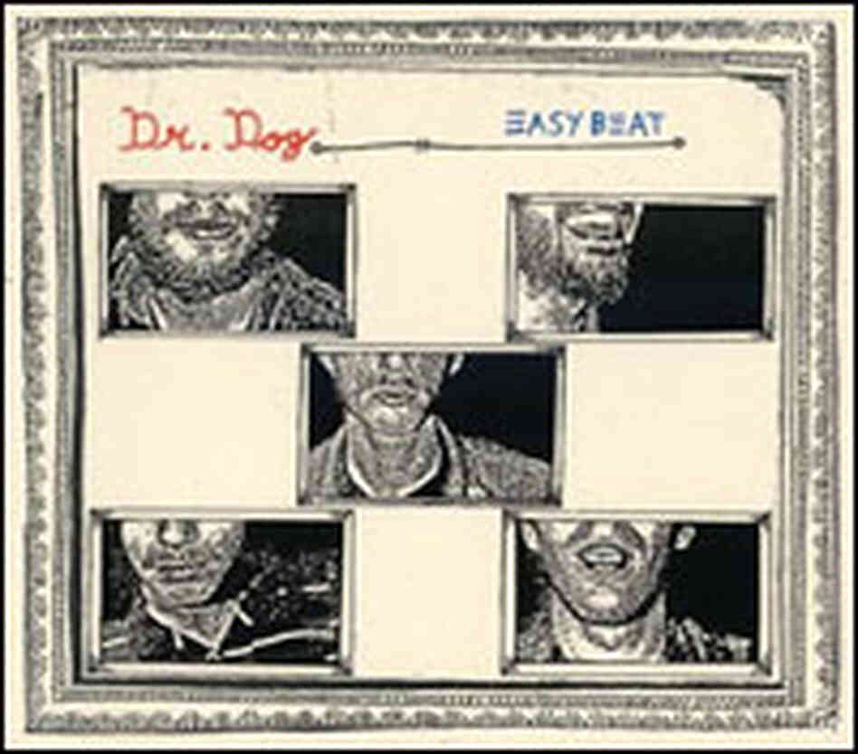 Cover of Dr. Dog's CD 'Easy Beat'