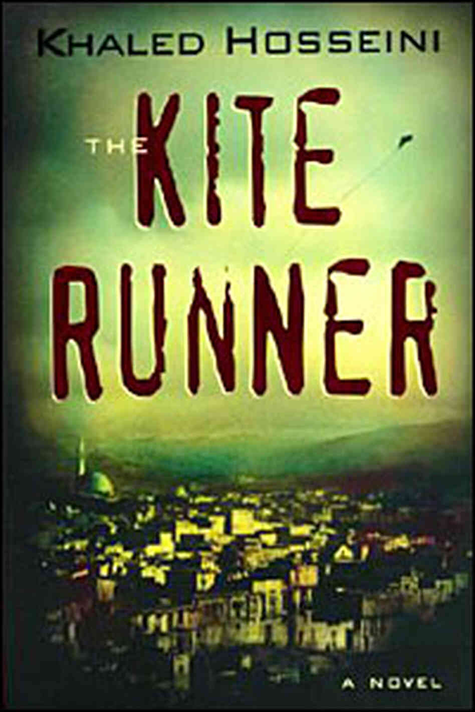 Cover of 'The Kite Runner'