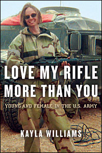 Cover of 'Love My Rifle More Than You'