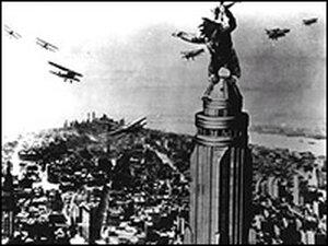 Movie Still from 'King Kong'