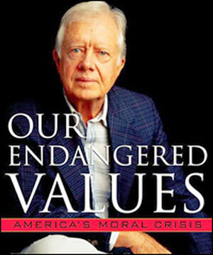 Jimmy Carter is the author of several books, including several collections of poetry.
