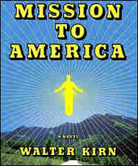 Detail from the cover of Walter Kirn's 'Mission to America'