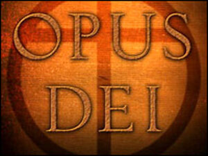 'Opus Dei' describes the group's reach in eight different countries