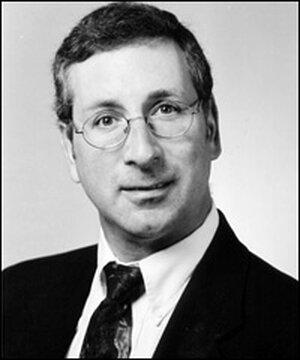 Author and scholar Marc Zvi Brettler.