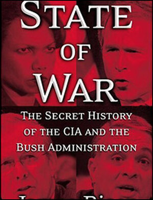 Detail from the cover of State of War.
