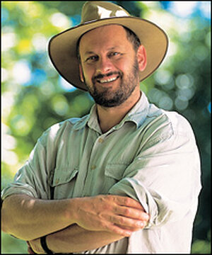 Tim Flannery - tall.