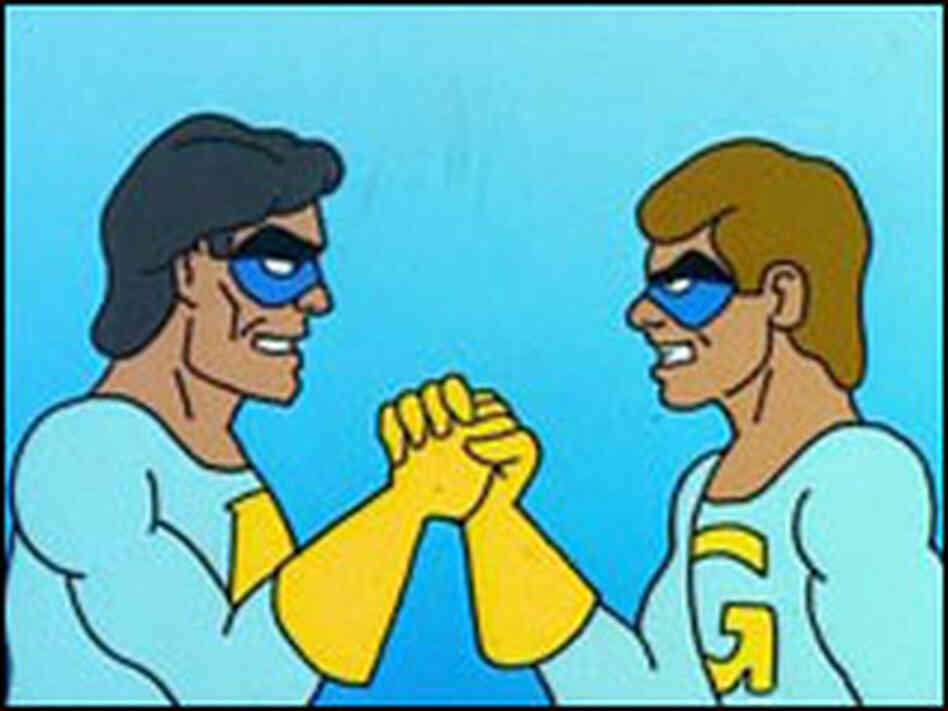 Ambiguously gay duo video