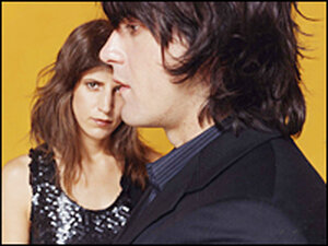 The Fiery Furnaces.