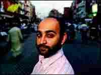 Novelist Mohsin Hamid; photo by Ed Kashi