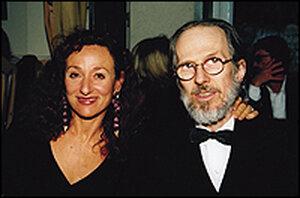Aline Kominsky Crumb and Robert Crumb