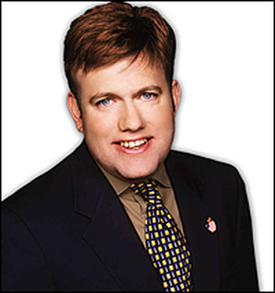 Frank Luntz. Photo credit: Mary Ellen Matthews/MSNBC