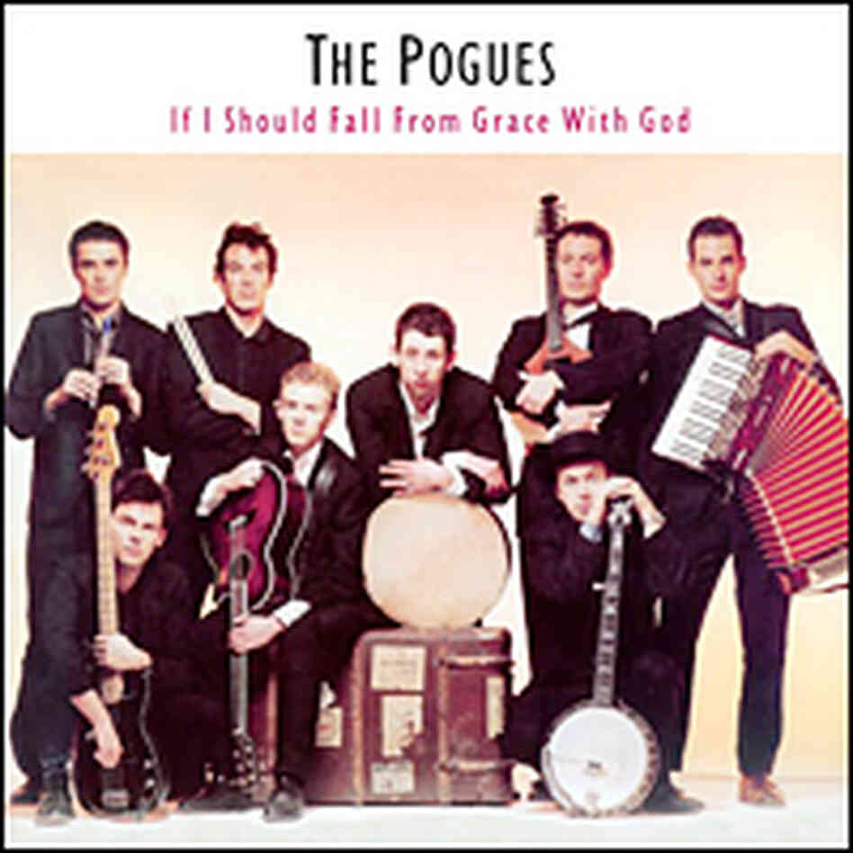 Pogues album cover