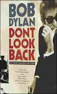 DVD Cover: 'Bob Dylan - Don't Look Back'