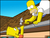 Simpsons Movie Bigger Longer Underwhelming Npr