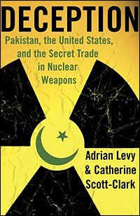 Book cover: 'Deception'