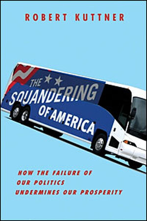 Squandering of America Cover