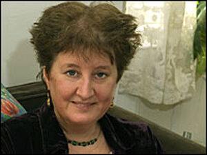 Author Katha Pollitt