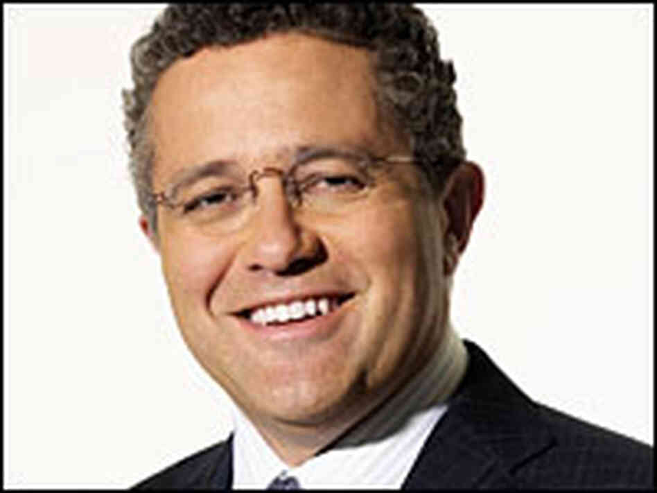 Author Jeffrey Toobin